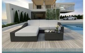 Designer Rattan Lounge Sofa MIRAGE MINI V1