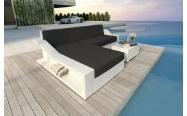 Designer Rattan Lounge Sofa MIRAGE MINI V1 von NATIVO™ Designer Möbel Österreich