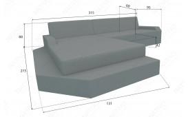Designer Rattan Lounge Sofa MESIA MINI V2 von NATIVO™ Designer Möbel Österreich