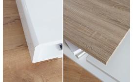 Designer Couchtisch BOND WOOD 100 cm von NATIVO™ Designer Möbel Österreich