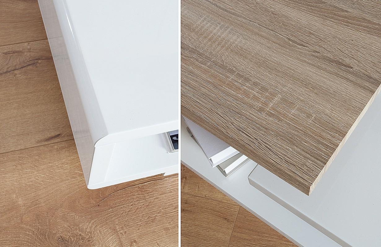 Designer Couchtisch Bond Wood 100 Cm Von Nativo Designer Möbel
