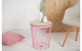 Designer Couchtisch CAGE II ROZE von NATIVO™ Designer Möbel Österreich