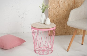 Couchtisch CAGE II ROZE von NATIVO Designer Möbel Österreich
