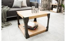 Designer Beistelltisch FABRIK 60 cm AKACIA von NATIVO™ Designer Möbel Österreich