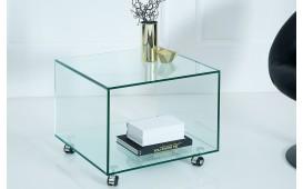 Designer Beistelltisch CLEAR 50 cm ROL von NATIVO™ Designer Möbel Österreich