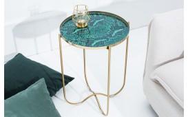Designer Beistelltisch MARMO GREEN 38 cm von NATIVO™ Designer Möbel Österreich