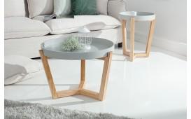 Designer Beistelltisch MAN set 2 GREY von NATIVO™ Designer Möbel Österreich