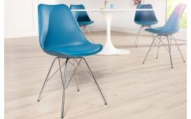 Designer Stuhl SCANIA RETRO BLUE von NATIVO™ Designer Möbel Österreich
