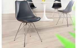 4 x Designer Stuhl SCANIA RETRO DARK