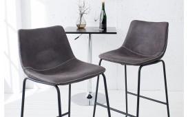 Designer Barhocker QUENTIN DARK von NATIVO™ Designer Möbel Österreich