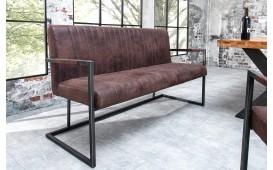 Designer Polsterbank VILLA BROWN von NATIVO™ Designer Möbel Österreich