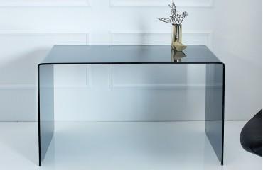 schreibtisch clear 120 cm anthrazit von nativo designer m bel sterreich. Black Bedroom Furniture Sets. Home Design Ideas