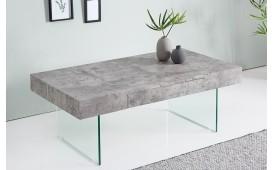 Designer Couchtisch BALANCE CONCRETE 110 cm von NATIVO™ Designer Möbel Österreich