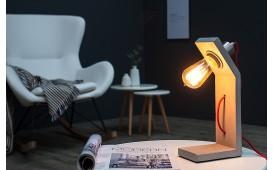 Designer Tischleuchte CONCRETE STRUCTURE von NATIVO™ Designer Möbel Österreich