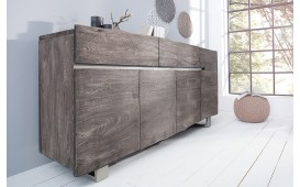 Designer Sideboard TAURUS GREY