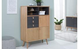 Designer Hochkommode MONDE 120 cm von NATIVO™ Designer Möbel Österreich
