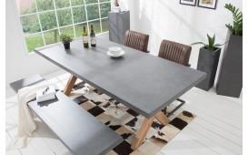 Designer Esstisch CONCRETE 220 cm von NATIVO™ Designer Möbel Österreich