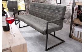 Designer Polsterbank RICH GREY von NATIVO™ Designer Möbel Österreich