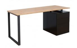 Designer Schreibtisch DA VINCI OAK von NATIVO™ Designer Möbel Österreich