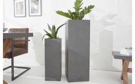 Designer Pflanz-Säule CONCRETE 100 cm von NATIVO™ Designer Möbel Österreich