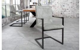 Designer Stuhl WINTER GREY MIT ARMLEHNE von NATIVO™ Designer Möbel Österreich