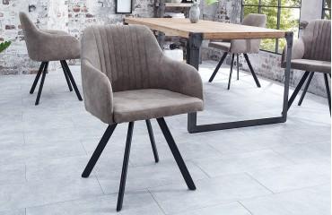 Designer Stuhl LECCE GREY von NATIVO™ Designer Möbel Österreich