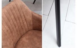 Designer Stuhl LECCE BROWN von NATIVO™ Designer Möbel Österreich