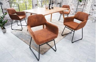 Designer Stuhl SHELBY BROWN von NATIVO™ Designer Möbel Österreich