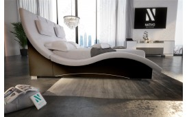 Designer Polsterbett SWING V2.0 von NATIVO™ Designer Möbel Österreich