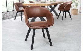 Designer Stuhl NORTH BROWN von NATIVO™ Designer Möbel Österreich