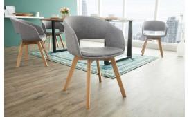 Designer Stuhl NORTH GREY OAK von NATIVO™ Designer Möbel Österreich