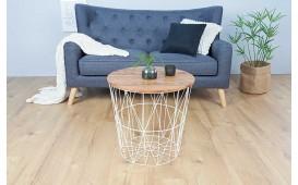 Designer Couchtisch CAGE WHITE OAK von NATIVO™ Designer Möbel Österreich
