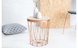 Designer Couchtisch CAGE II COPPER von NATIVO™ Designer Möbel Österreich