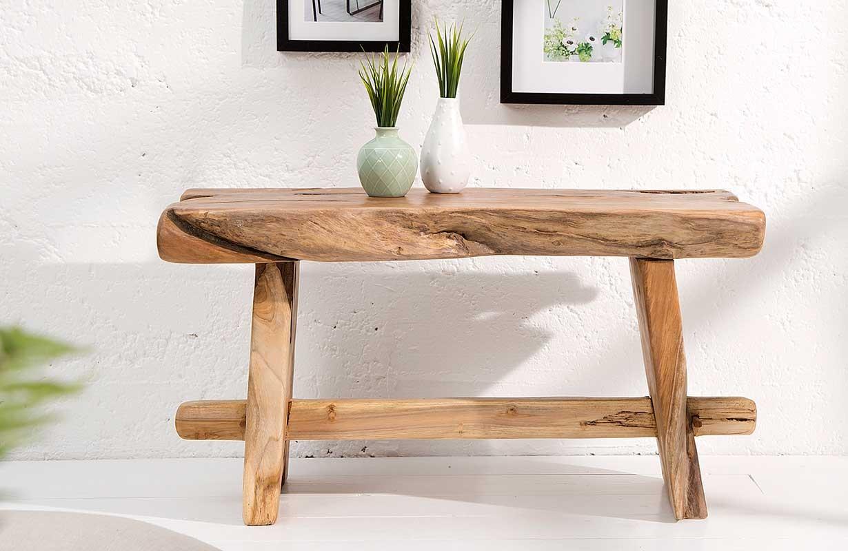 sitzbank 80 cm esstisch und sitzbank astnussbaum cm x cm natur lackiert bild with sitzbank 80. Black Bedroom Furniture Sets. Home Design Ideas