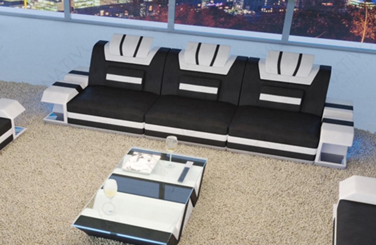 3 sitzer mystique luxus ledercouch in sterreich g nstig kaufen. Black Bedroom Furniture Sets. Home Design Ideas