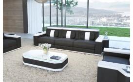 3 Sitzer Sofa CESARO mit LED Beleuchtung von NATIVO™ Designer Möbel Österreich