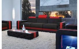 3 Sitzer Sofa IMPERIAL mit LED Beleuchtung von NATIVO™ Designer Möbel Österreich