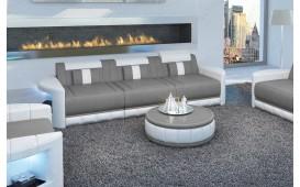 3 Sitzer Sofa ATLANTIS mit LED Beleuchtung von NATIVO™ Designer Möbel Österreich