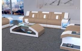 3 Sitzer Sofa MATIS mit LED Beleuchtung von NATIVO™ Designer Möbel Österreich