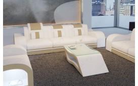 3 Sitzer Sofa HERMES mit LED Beleuchtung von NATIVO™ Designer Möbel Österreich