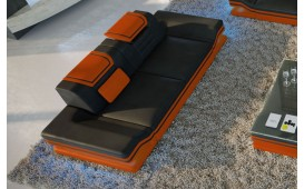 2 Sitzer Sofa ROUGE mit LED Beleuchtung & USB Anschluss von NATIVO™ Designer Möbel Österreich