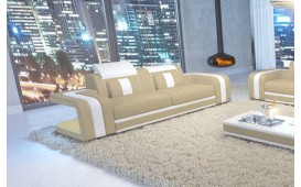 2 Sitzer Sofa SPACE mit LED Beleuchtung