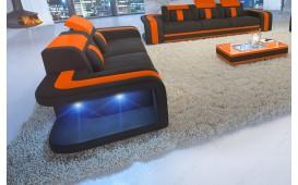 2 Sitzer Sofa SPACE mit LED Beleuchtung von NATIVO™ Designer Möbel Österreich