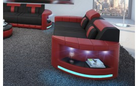 2 Sitzer Sofa ATLANTIS mit LED Beleuchtung von NATIVO™ Designer Möbel Österreich