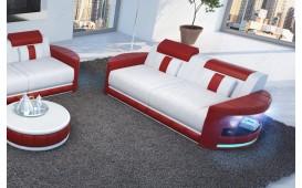 2 Sitzer Sofa ATLANTIS mit LED Beleuchtung