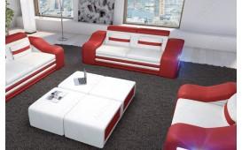 2 Sitzer Sofa MIRAGE mit LED Beleuchtung von NATIVO™ Designer Möbel Österreich