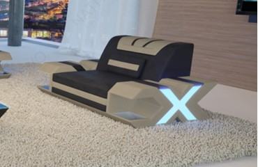 Sessel MYSTIQUE mit LED Beleuchtung & USB Anschluss von NATIVO™ Designer Möbel Österreich