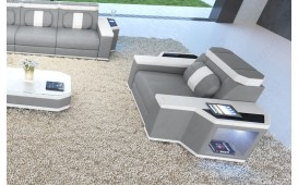 Sessel CESARO mit LED Beleuchtung von NATIVO™ Designer Möbel Österreich