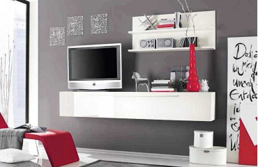 designer wohnwand firenze nativo wien moebel. Black Bedroom Furniture Sets. Home Design Ideas