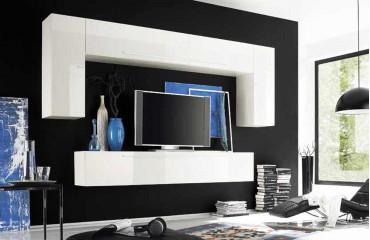 designer wohnwand bologna nativo wien moebel. Black Bedroom Furniture Sets. Home Design Ideas